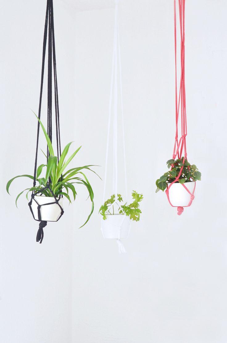 Blumenampel Selber Machen Hangekorb ~ Innovative Idee von ...