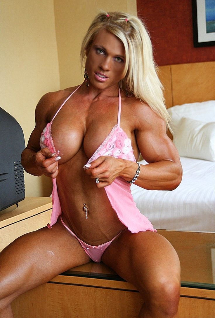 Sexy muscle girls naked