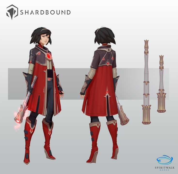Shardbound by Spiritwalk Games - Art Drop! — polycount