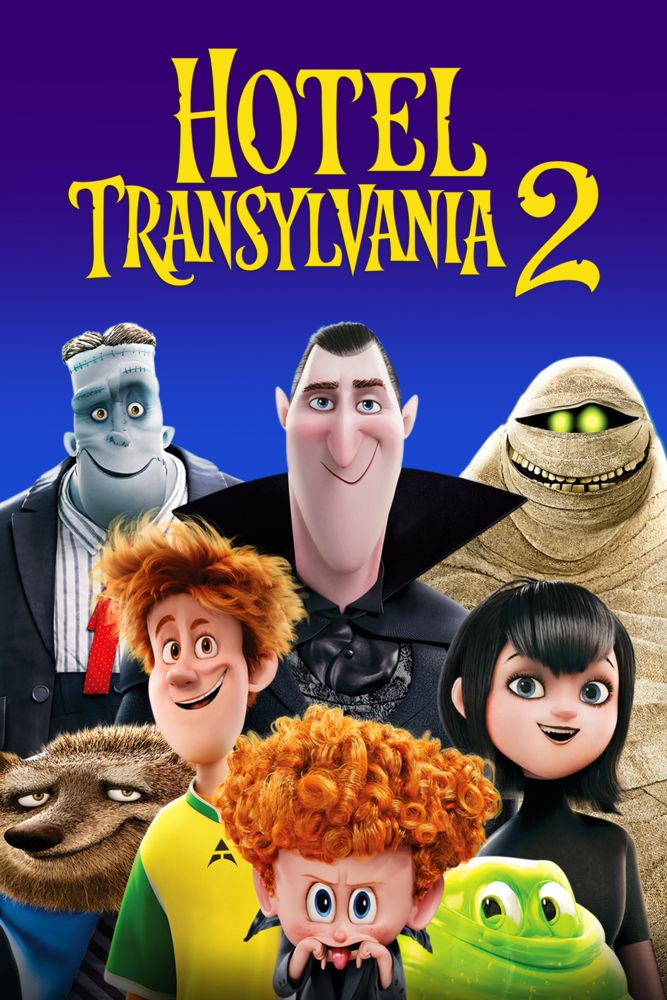 "MOVIE – Hotel Transylvania ""2015"" (Genre: Family/Comedy) Starring: Adam Sandler as Dracula, Andy Samberg as Johnny, Selena Gomez as Mavis, Kevin James as Frankenstein, Steve Buscemi as Wayne, David Spade as Griffin, Keegan-Michael Key as Murray, Asher Blinkoff as Dennis, Fran Drescher as Eunice, Molly Shannon as Wanda & Mel Brooks as Vlad. Plot: Dracula and his friends try to bring out the monster in his half human, half vampire grandson in order to keep Mavis from leaving the hotel."