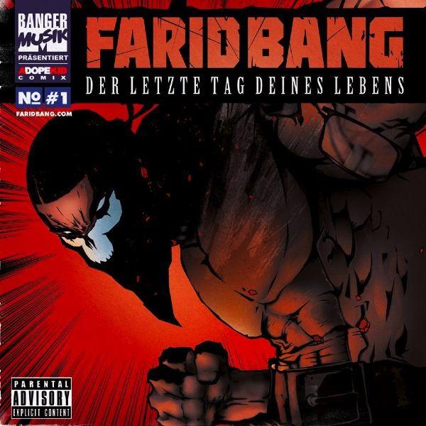 Farid Bang – Der letzte Tag deines Lebens | Mehr Infos zum Album hier: http://hiphop-releases.de/deutschrap/farid-bang-der-letzte-tag-deines-lebens