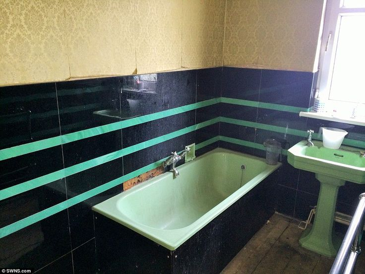 347 best images about 1930s homes on pinterest 1930s for Bathroom ideas 1930s semi