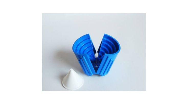 Piramis forma - Sütemény formázó - Süss Velem Cukrász webshop - cukrász kellékek, cukrász eszközök, sütési kellékek