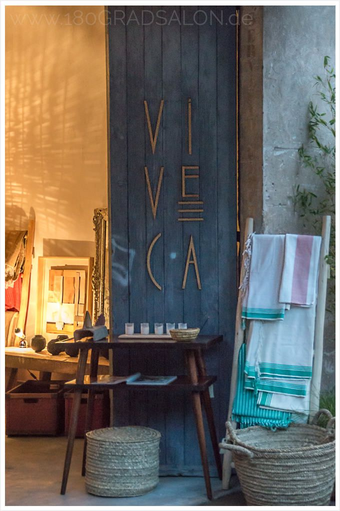VIVECA Palma - Interior Shop in der Altstadt von Palma de Mallorca. Antikes, Vintage und Handgefertigte Produkte. Shopping- und Geheimtipp für Palma.