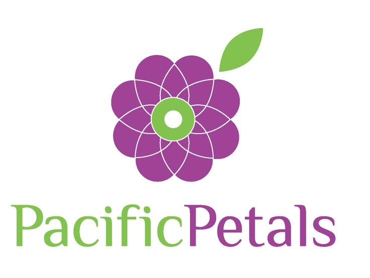 Pacific Petals logo