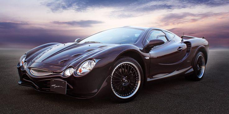 2006 2014 Mitsuoka Motor Orochi · LineupJapanese CarsJapanese Sports ...