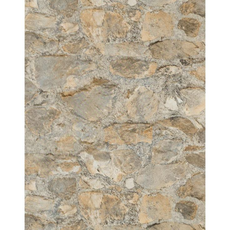 York Wallcoverings Taupe Grasscloth Strippable Non Woven: 17 Best Ideas About Stone Wallpaper On Pinterest