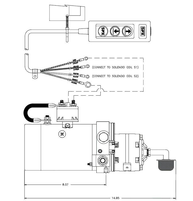 Dump Trailer Wiring Diagram from i.pinimg.com