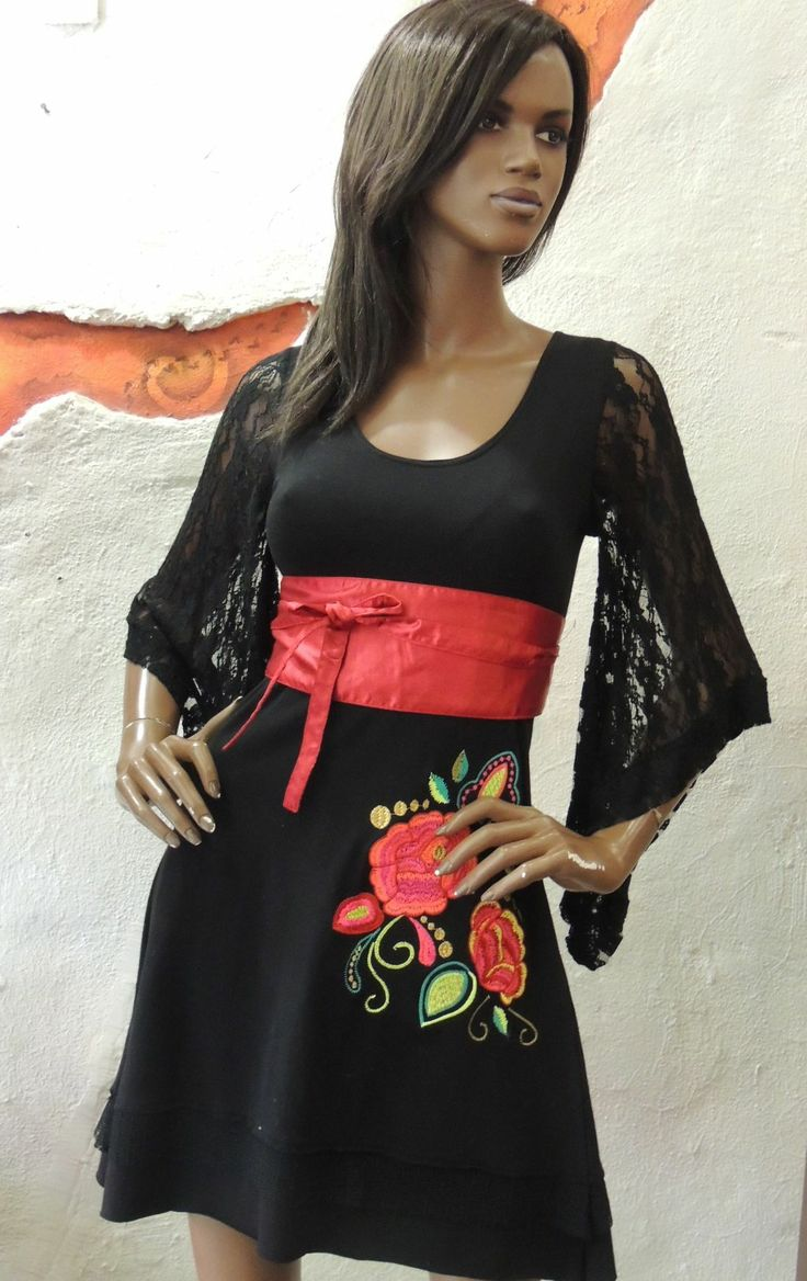 Vestidos para fiesta mexicana