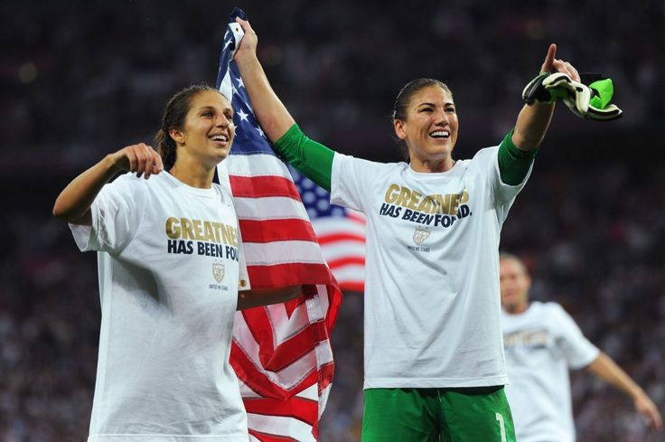The 18 players who'll shoot for USWNT's fourth straight Olympic gold in Rio