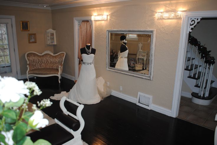 Bridal House ~ Custom Design ~ Gown ~ Lace ~ Ivory