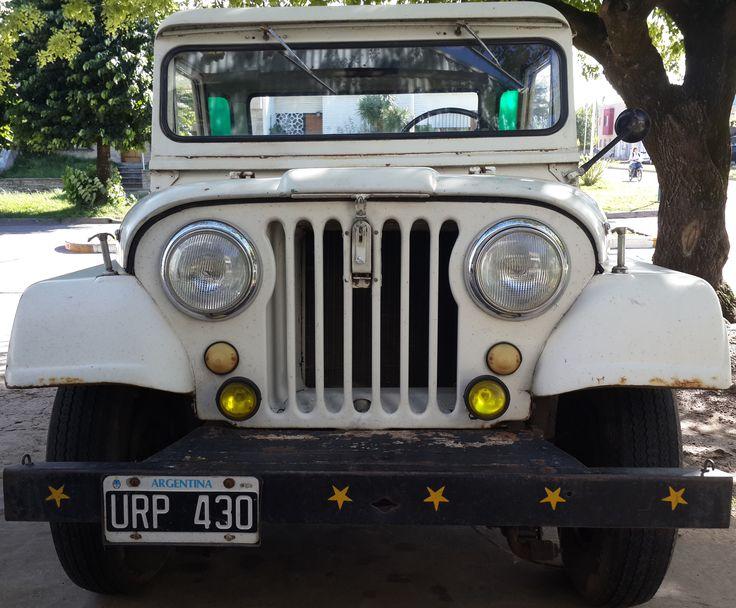 #Jeep #IKA 1973 Caja Larga. http://www.arcar.org/jeep-ika-1973-caja-larga-74664