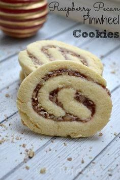 These Raspberry Peca These Raspberry Pecan Pinwheel Cookies are...  These Raspberry Peca These Raspberry Pecan Pinwheel Cookies are very easy to make. Two added ingredients turn a sugar cookie into a more gourmet looking treat.   www.ToSimplyInspi Recipe : http://ift.tt/1hGiZgA And @ItsNutella  http://ift.tt/2v8iUYW