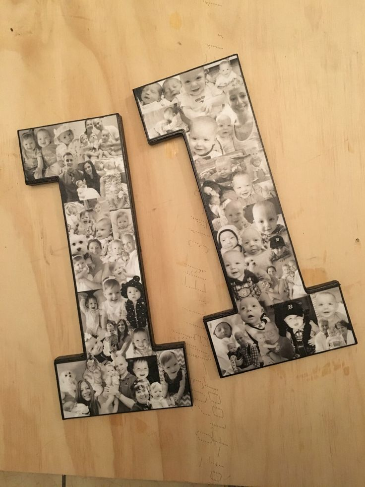 Birthday gift for baby, 1st birthday, babies first birthday, photo collage, custom photo collage for baby, first birthday gift!  Great gift for twins, for grandparents, for children of all ages!