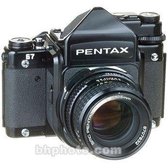Pentax 67 Medium Format Camera, my new love.