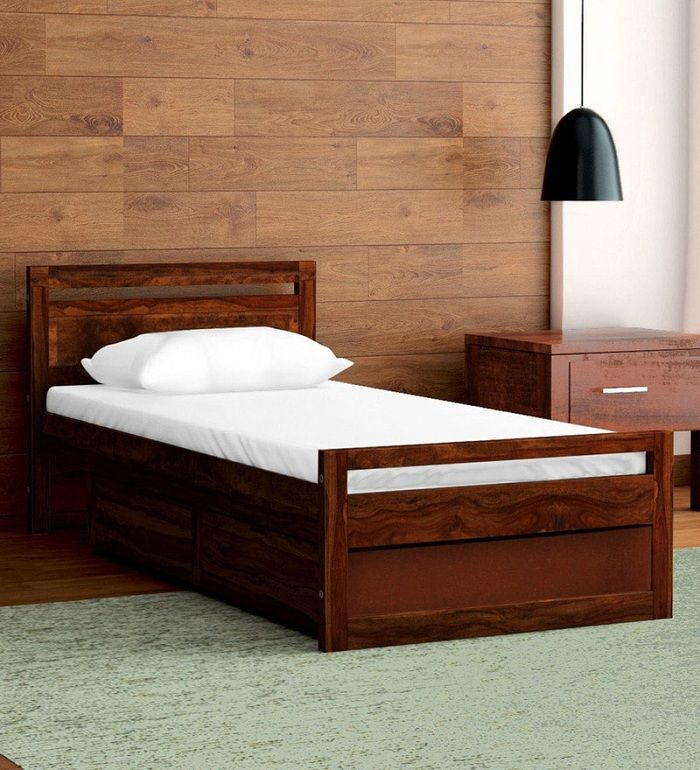 10 Latest Best Wooden Bed Designs With Pictures In 2020 With