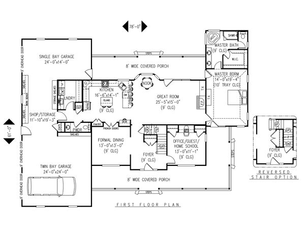 31 best 5 bedroom house plans images on Pinterest | House floor ...