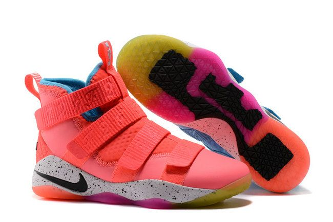 Cool Nike LeBron Soldier 11 What The LeBrons Basketball Shoe For Sale