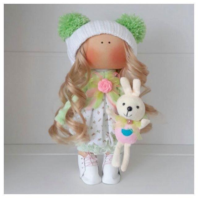 Текстильная куколка Майя. Рост 26см. #likadolls #текстильнаякукла #ручнаяработа #кукламинск #рукоделие #купитькуклу #куколка #коллекционнаякукла #декор #дляинтерьера #интерьернаякукла #doll #mycreative #handmade #minsk