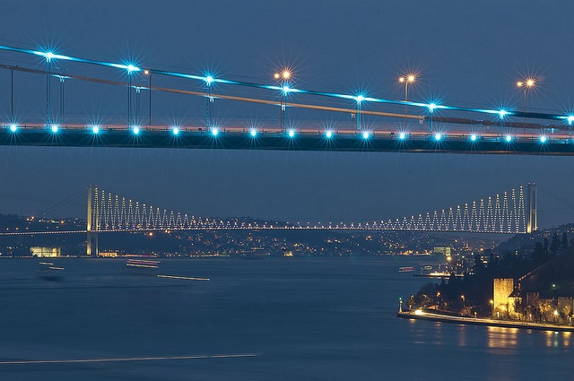 bosphorus bridges