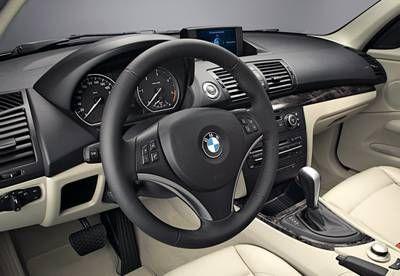 Light Interior over black anyday!!BMW 116 i
