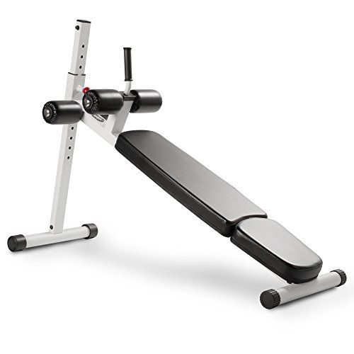 XMark 12 Position Adjustable Ab Bench XM-7608 (Gray or White) http://adjustabledumbbell.info/product/xmark-12-position-adjustable-ab-bench-xm-7608-gray-or-white/