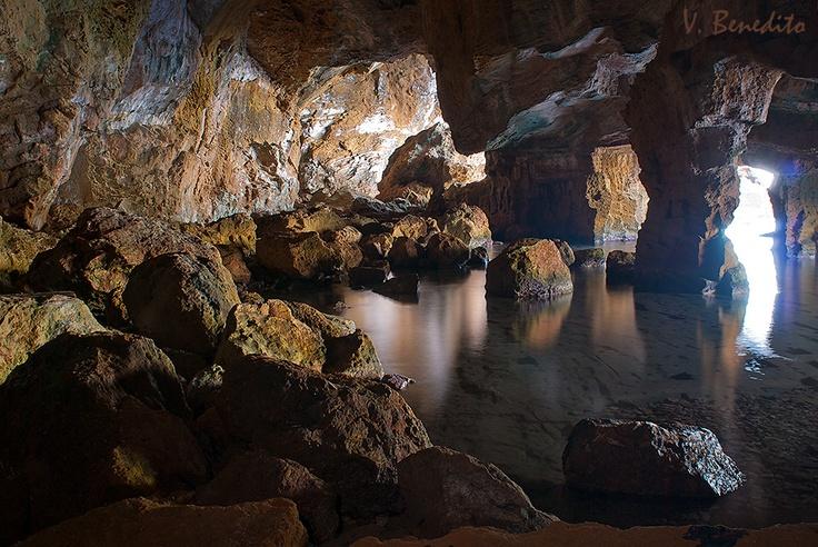 Cova Tallada, Denia, Spain