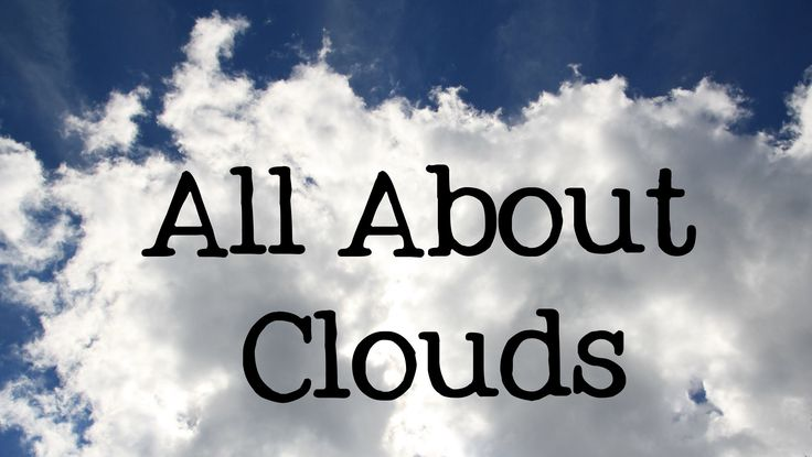 We see clouds all the time, but have you ever really thought about them? What makes clouds? Why don't they fall down? How are different types of clouds class...