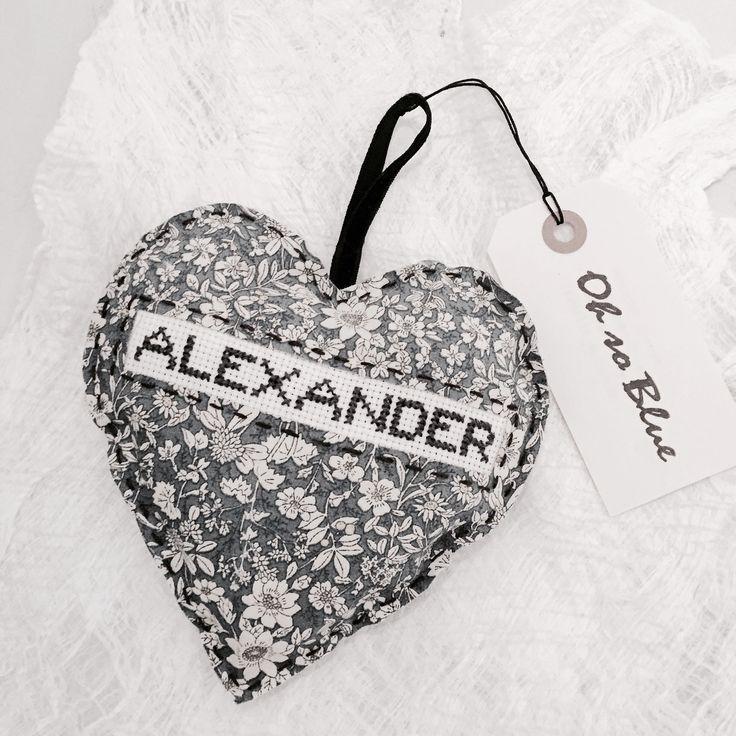 #itsamoodywednesday #nameheart #handmade