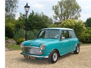 Mini Cooper Old - Blue by NhtgkcN on DeviantArt  Old Blue Mini