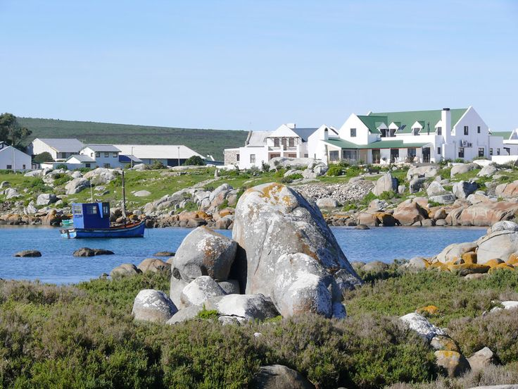 Jacobsbaai, West Coast. Jacobsbaai is a small, secluded village on the Cape West Coast, situated near the towns of Vredenburg, Saldanha and Langebaan.