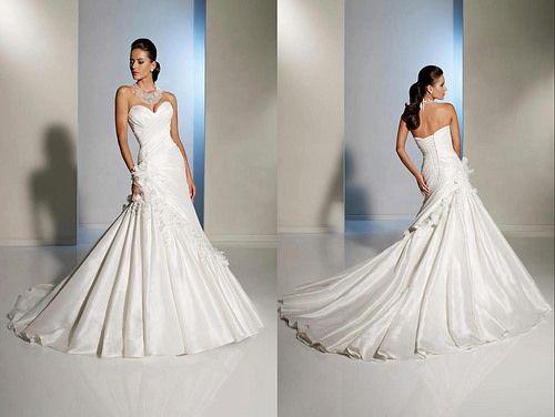 Wedding Dresses Hochzeitskleider - http://www.1pic4u.com/blog/2014/09/18/wedding-dresses-hochzeitskleider-523/