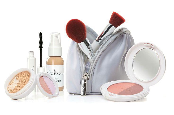 Desintoxica tu cosmetiquera con maquillaje natural Ere Pérez