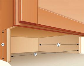 24 best toe kick drawers kitchen images on Pinterest | Ikea ...