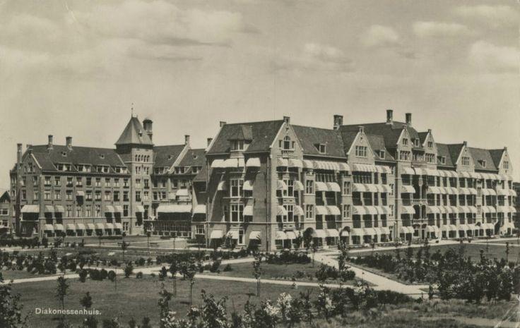 Bronovo in 1934, Benoordenhout, Den Haag, J. van Nieukerken