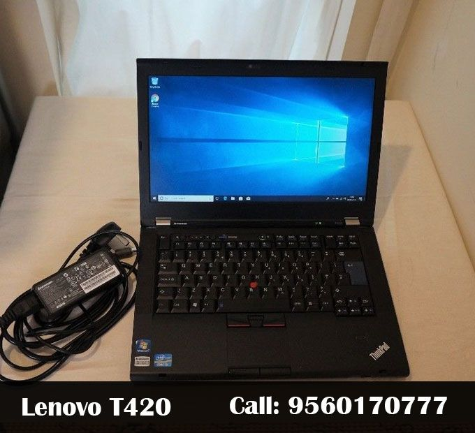 Get Lenovo ThinkPad T420 - Intel Core i5 Laptop on rent in