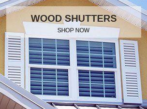 Wood Shutters Wood Shutters Exterior House Shutters Wood Shutters