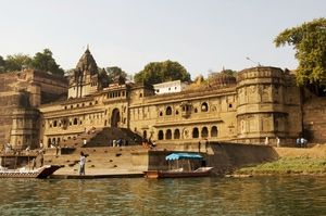 10 Tourist Attractions in Madhya Pradesh, from Temples to Tigers: Maheshwar