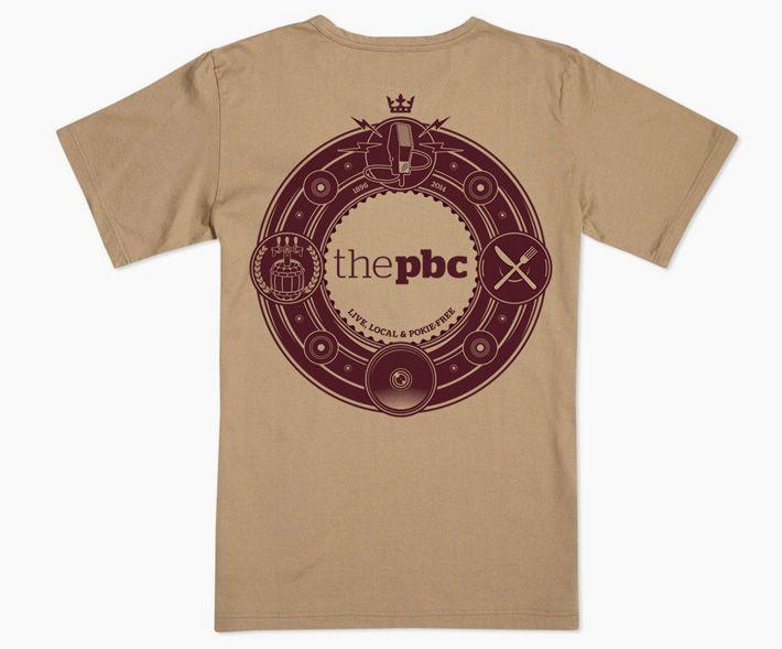 Petersham Bowling Club - Tee Shirt