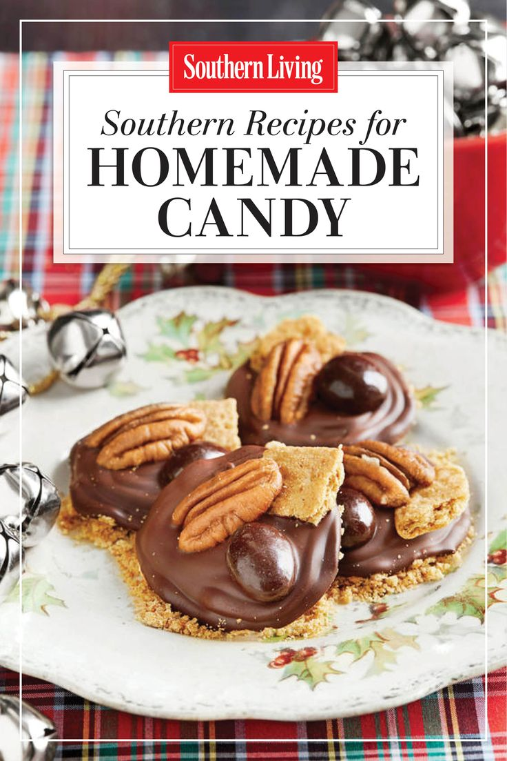People love delicious food gifts for the holidays, and these Christmas candy recipes make it easy to be sweet.