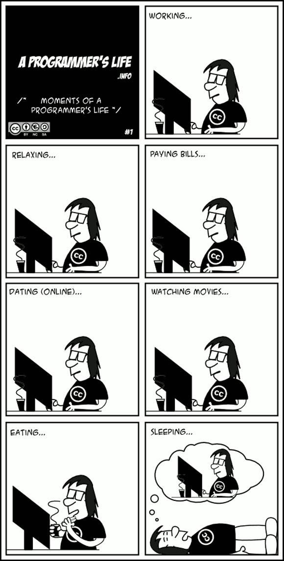 A Programmer's Life #Funny