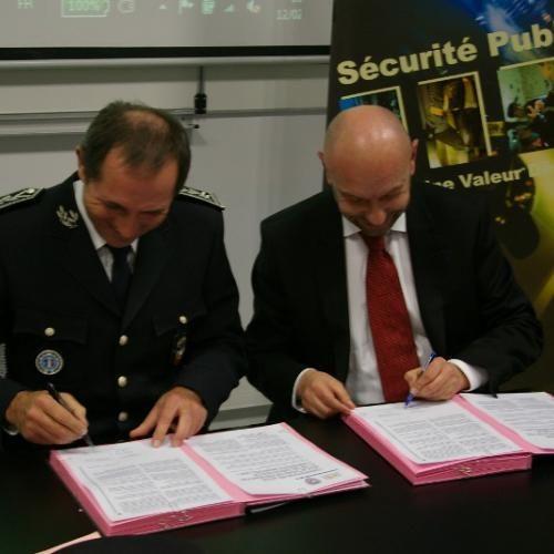 Convention inédite en France entre la police et l'Université Montpellier 1