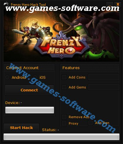 Frenzy Hero Hack Tool