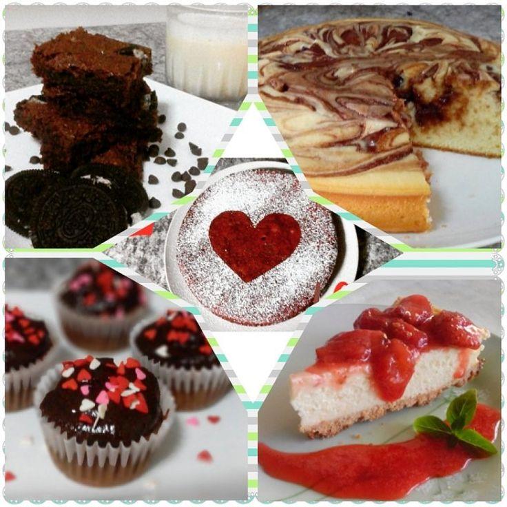 Postres para compartir en San Valentín | Cocinar en casa es facilisimo.com