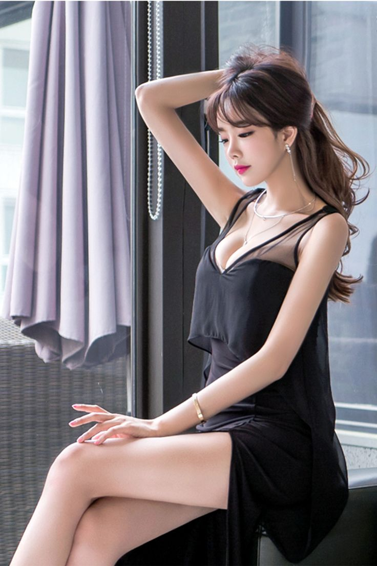 glamour niña asiatica