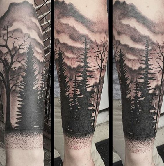 1000 Ideas About Men S Forearm Tattoos On Pinterest: 1000+ Ideas About Forearm Tree Tattoo On Pinterest