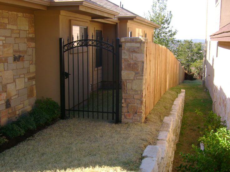 36 Best Images About Fences & Hedges On Pinterest