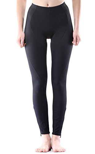 RION Pro Cycling Pants Women's Compression Padded Tights STEED-VA - The Women's STEED-VA Pro Cycling TightDesigned specifically for ladies, the fabric selection allows the best levels of fit but also gives the rider protection from wind and moisture. In addition to being a great fitting ladies' tight the seat insert has been carefully chosen to match the needs of...