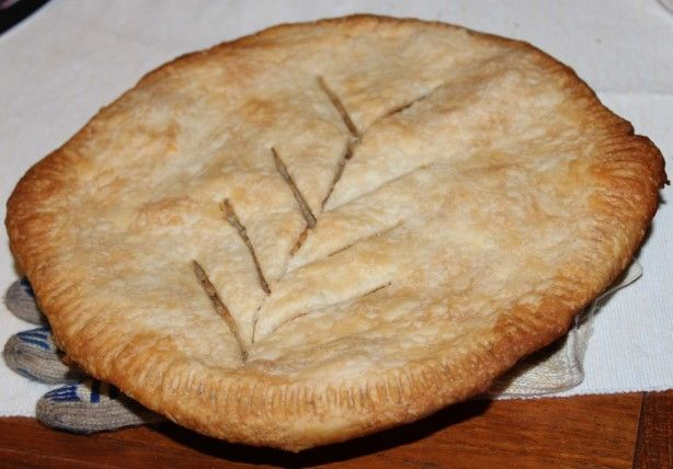 Make and share this Quebec Salmon Pie recipe from Food.com.