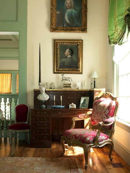 tim street-porter: Office, Inspiration, Chairs, Interiors French, Desks, House, Homes, Decorating